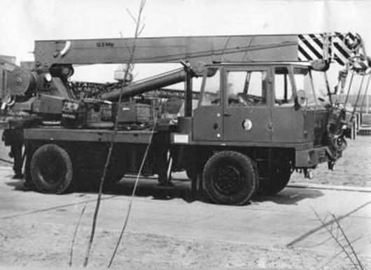 """Der Autodrehkran """"ADK-125"""""""